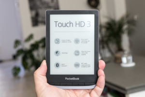 PocketBook Touch HD 3 manual